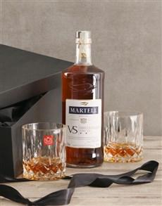 gifts: Martell VS Cognac Gift Set!