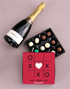 gifts: Game Of Love Chocolate Tray Gift!