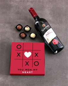 gifts: Xs Os And Love Chocolate Tray Gift!