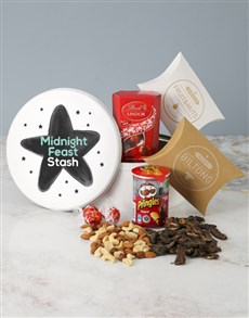 gifts: Midnight Snack Tin!