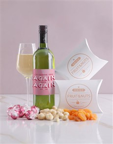 gifts: Choose You Wine and Snack Hamper!