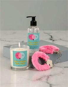 gifts: Sensual Massage Oil Set!