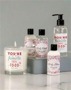 gifts: Still My Favourite Massage Oil Set!