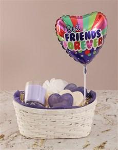 gifts: Best Friends Soap Basket!