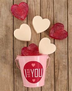 gifts: I Need You Soap Hamper !