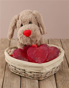 gifts: Pawsitively In Love Soap Hamper!