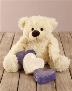 gifts: Unbearably Lovely Soap Hamper !