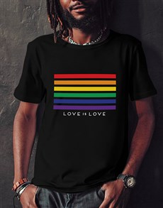 gifts: Love is Love T Shirt!