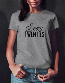 gifts: Sexy Twenties Ladies T Shirt!