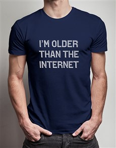 gifts: Older Than the Internet T Shirt!