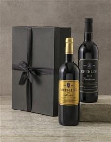 gifts: Meerlust Merlot Duo Gift Box!
