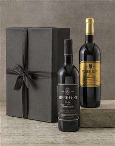 gifts: Meerlust Rubicon Duo Gift Box!