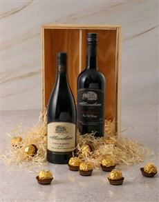 gifts: Allesverloren and Ferrero Rocher Gift Box!