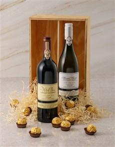 gifts: Springfield and Ferrero Rocher Gift Box!
