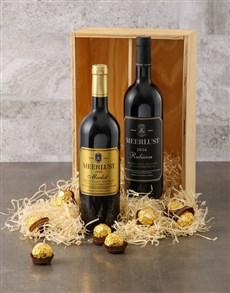 gifts: Meerlust and Ferrero Rocher Gift Box!