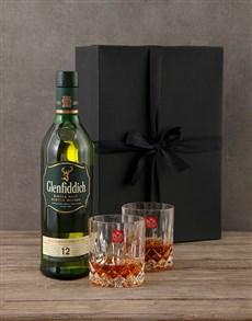 gifts: Glenfiddich 12 Year Gift Box!