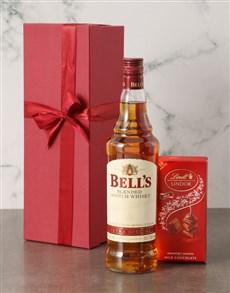 gifts: Bells Whisky Set!