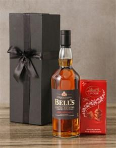 gifts: Bells Special Reserve Whisky Set!