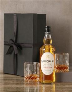 gifts: Glen Grant Major Reserve Whisky Set!