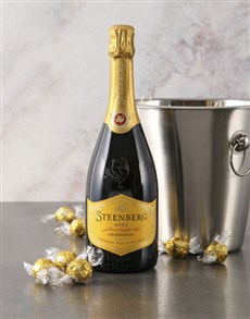 gifts: Steenburg Chardonnay MCC Gift Hamper!
