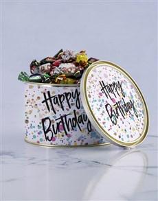 gifts: Happy Birthday Treat Tin!