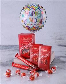 gifts: Happy Birthday Lindt Hamper!