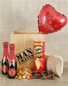gifts: Date Night Man Crate!
