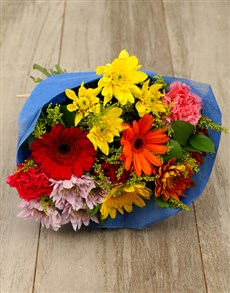 gifts: Bright And Beautiful Summer Bouquet!