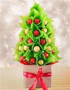 gifts: Christmas Mixed Edible Tree!