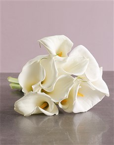 gifts: Arum Lily Bouquet!