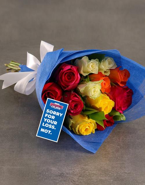 bouquets: Brighton And Hove Albion Bouquet!