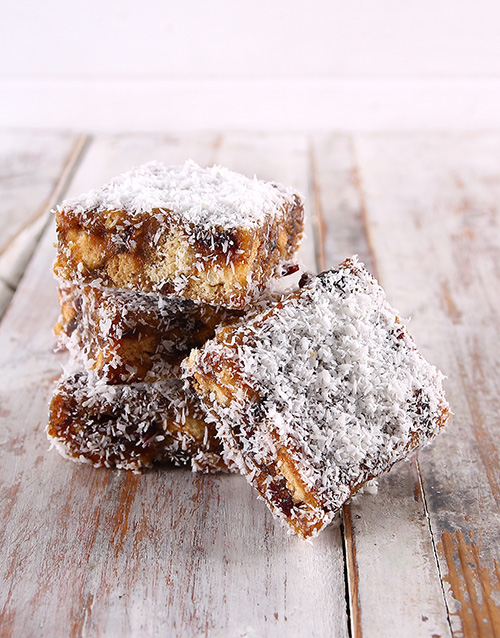bakery: Date and Cranberry Delights!