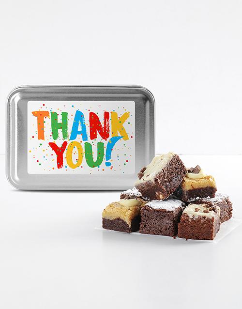 teachers-day: Thank You Brownie Tin!