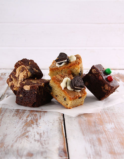 teachers-day: Mixed Delights Brownie Tin!