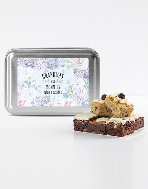 grandparents-day: Gourmet Brownies for Grandma!