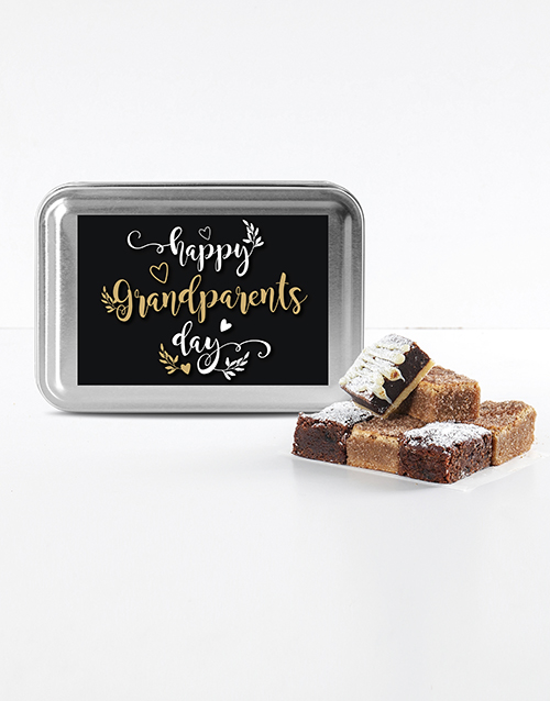 bakery: Grandparents Day Sweet Tooth Brownies!