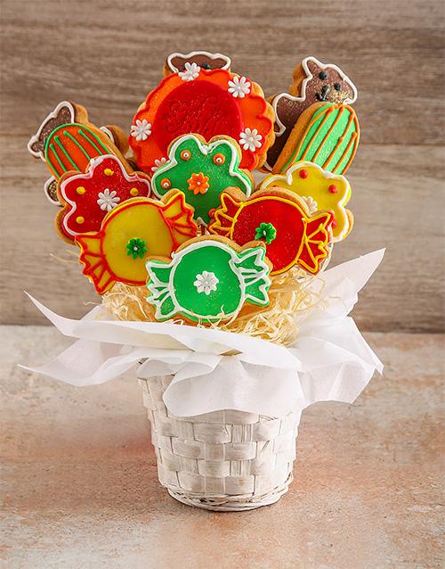 bakery: Get Well Soon Cookie Bouquet!