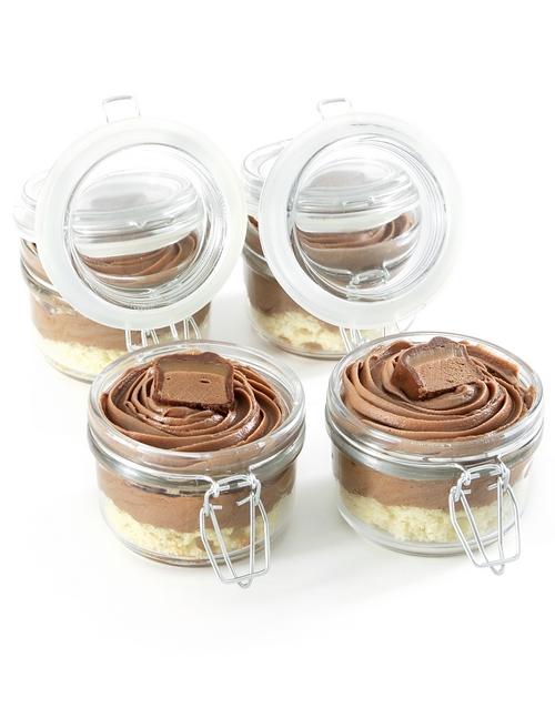 bakery: Bar One Cupcake Jar Gift!