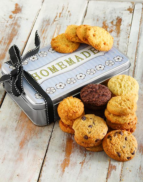 heritage-day: Chockfull of Cookies Tin!