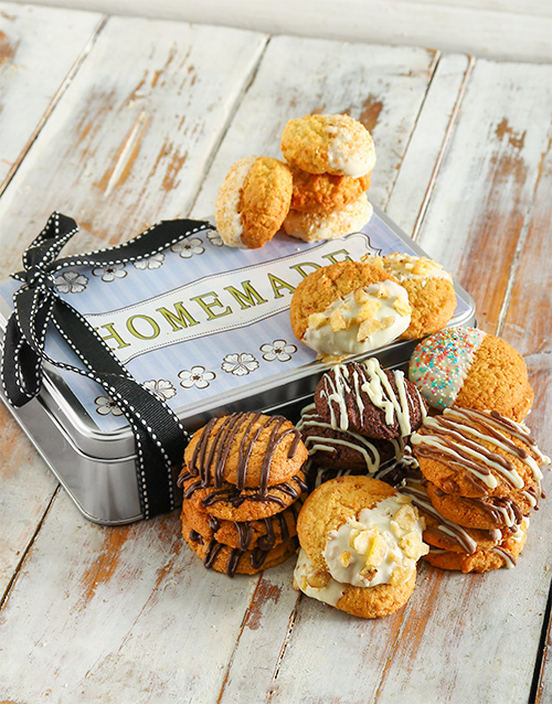 cookies-and-biscuits: Cookie Madness Tin!