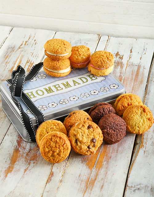 bakery: Cookie Sandwich Combo Tin!