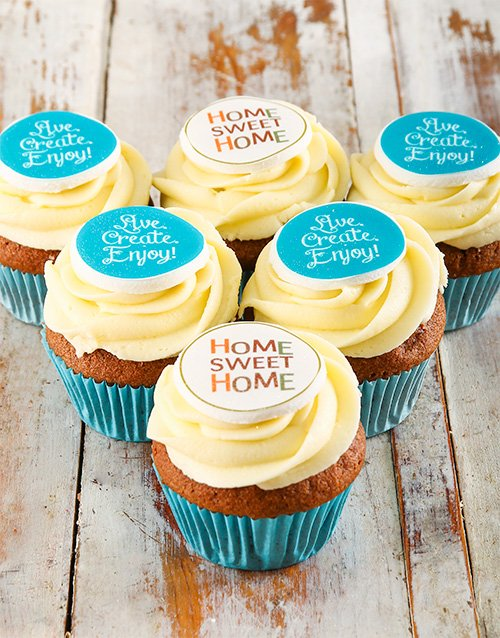 bakery: New Home Cupcakes!