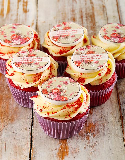 bakery: Friendship Cupcakes!