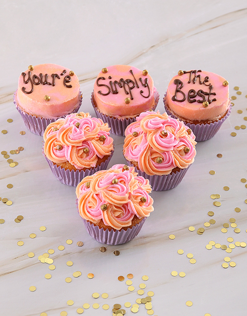 secretarys-day: The Best Vanilla Cupcakes!