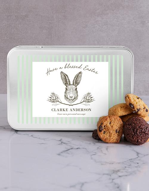 bakery: Personalised Countless Cookies in Tin!