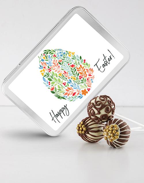 bakery: Sweet Easter Cake Pops!
