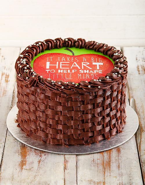 teachers-day: Teachers Day Chocolate Cake!