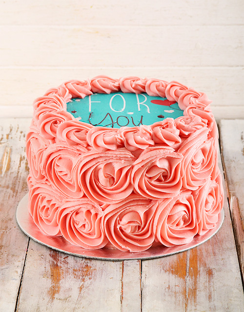 personalised: Turkish Delight Cake For You!