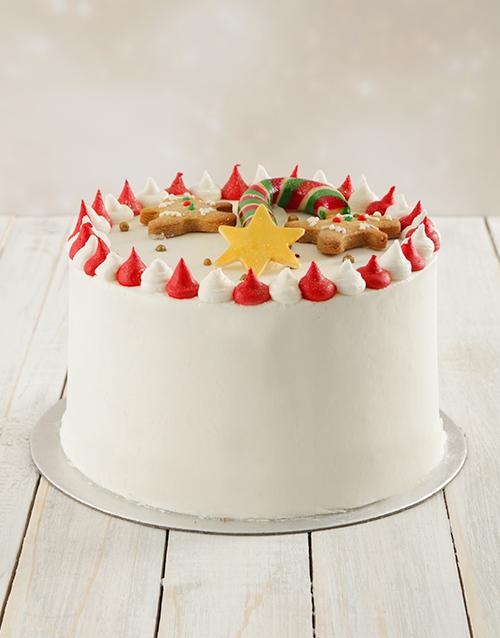 christmas: Christmas Chocolate Cake!