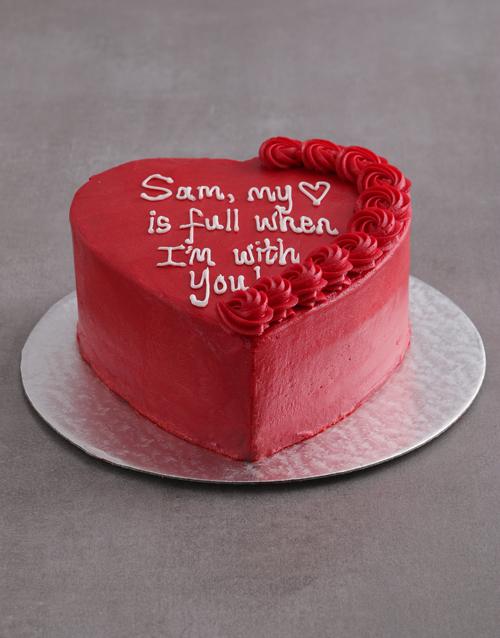 bakery: Chocolate Heart Pinata Cake!